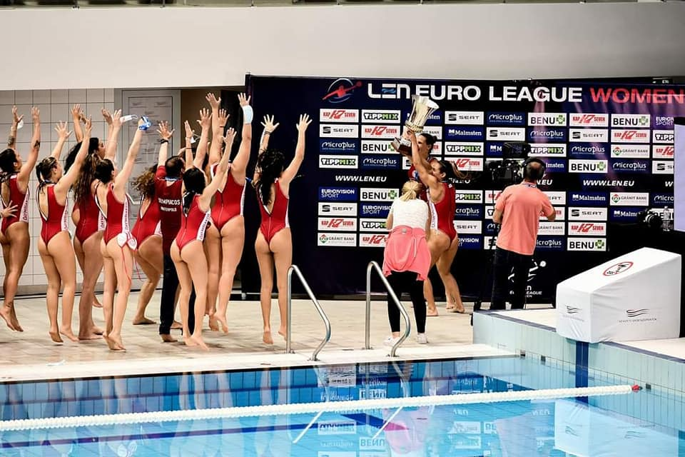 Olympiacos water polo