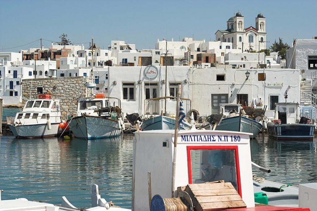 Greece vaccinate islands