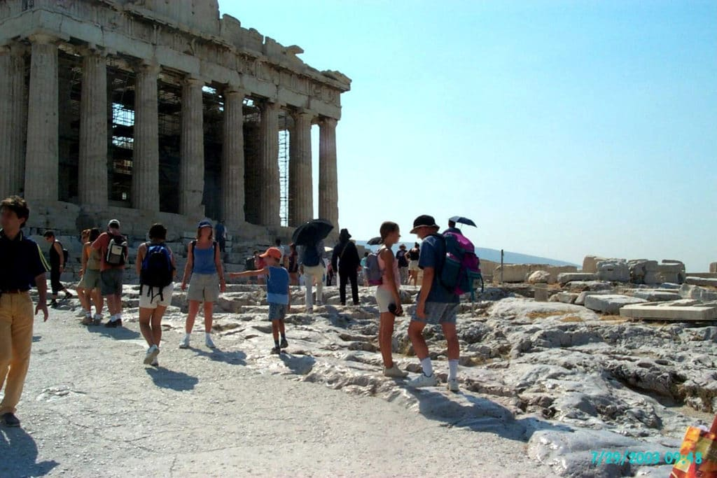Greece tourism coronavirus