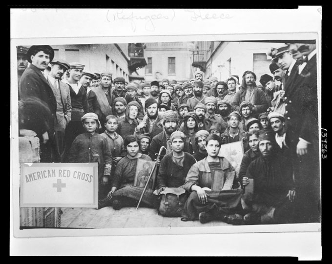 Refugees 1923