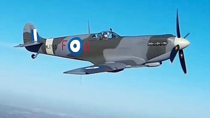 Greece Spitfire