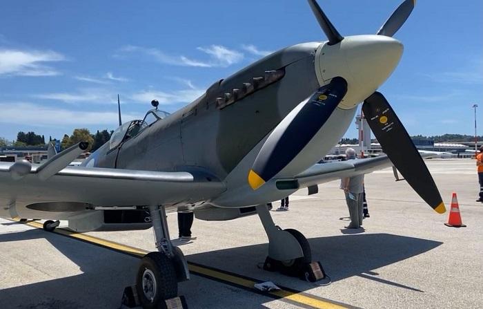 Spitfire Greece