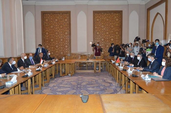 Egypt Turkey talks