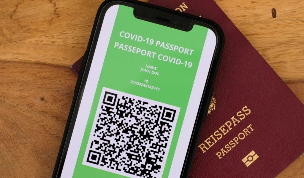 Sample digital passport