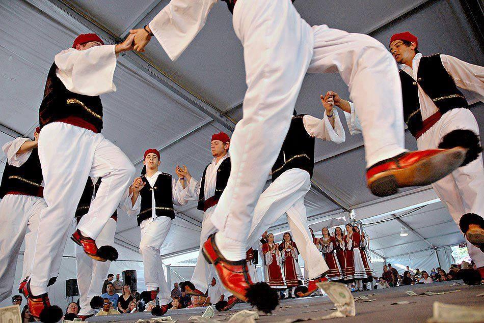 ελληνικό φεστιβάλ του Τσάρλεστον