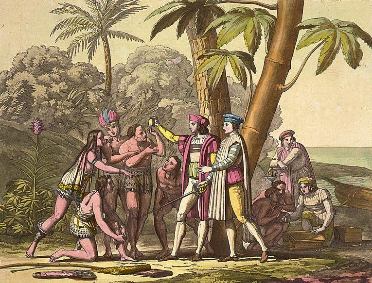 American Indigenous and Christopher Columbus History