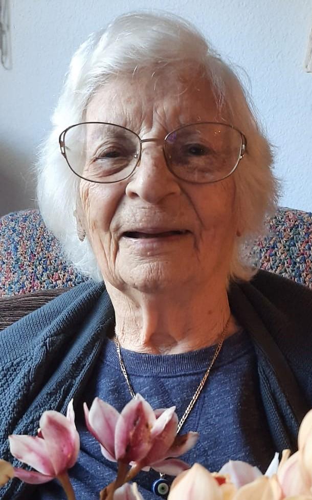 96 year old Kokalis