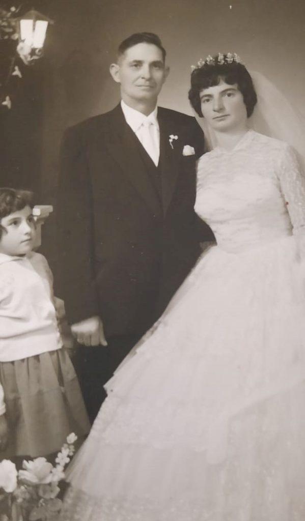 Kokalis couple arranged marriage
