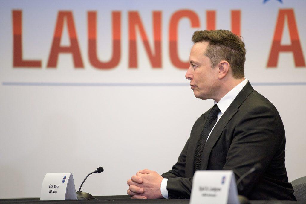 Elon Musk Energy