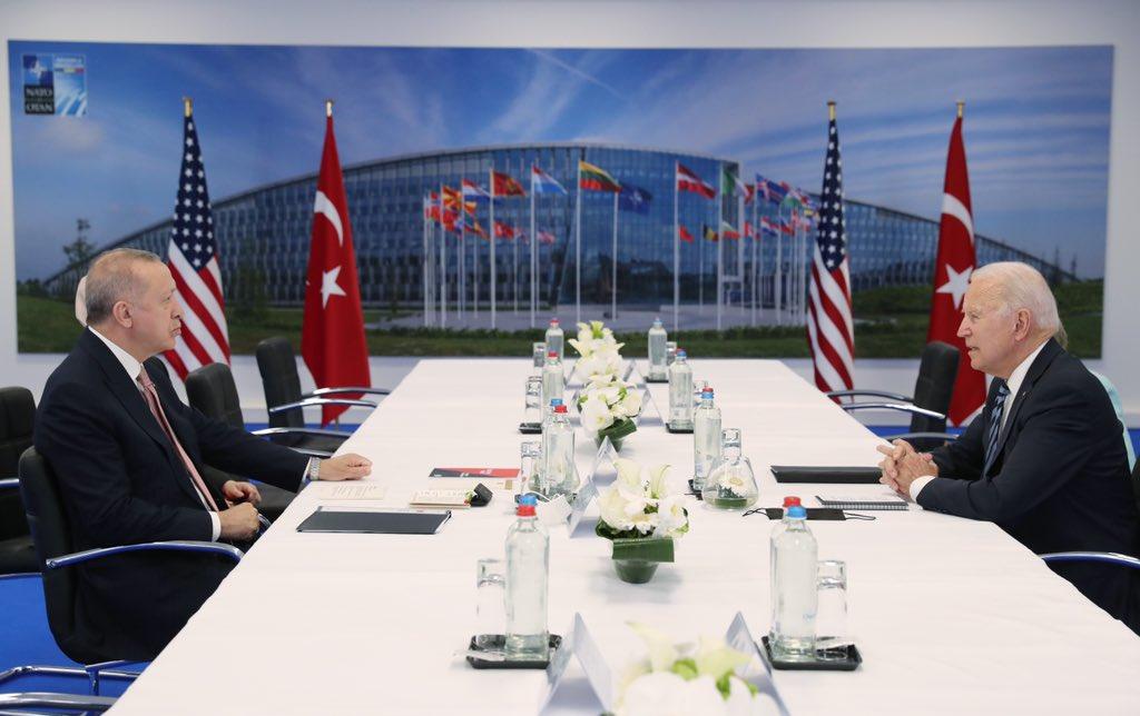 Biden, Erdogan