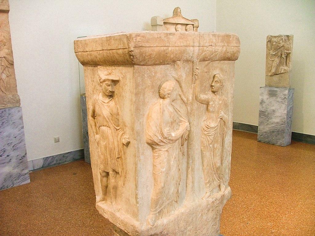 Elysium Funeral vase