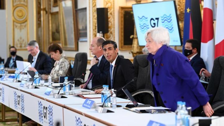 G7 tax