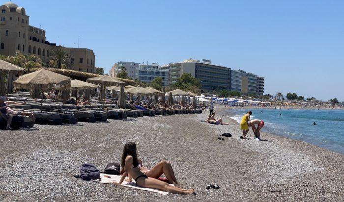 Greeks beach