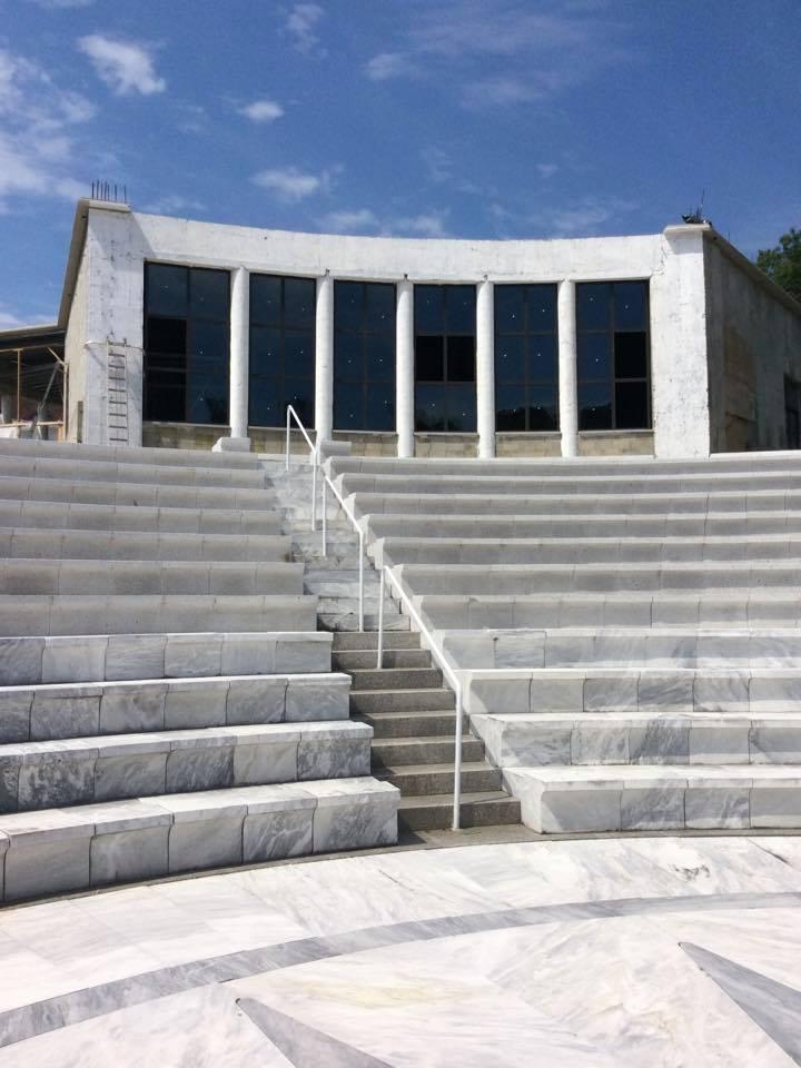 Amphitheater Greek Museum