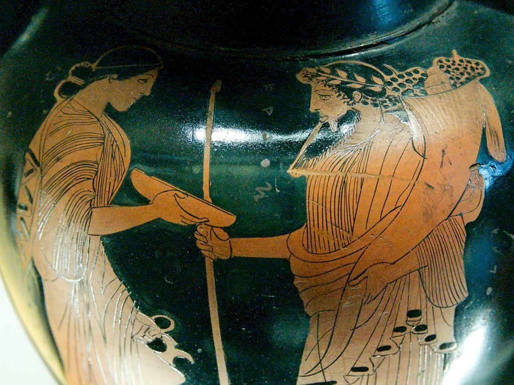 Hades Amphora.