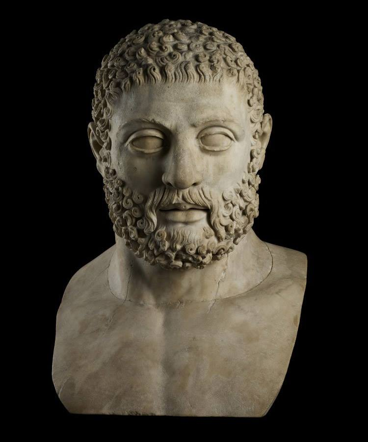 Hercules Bust