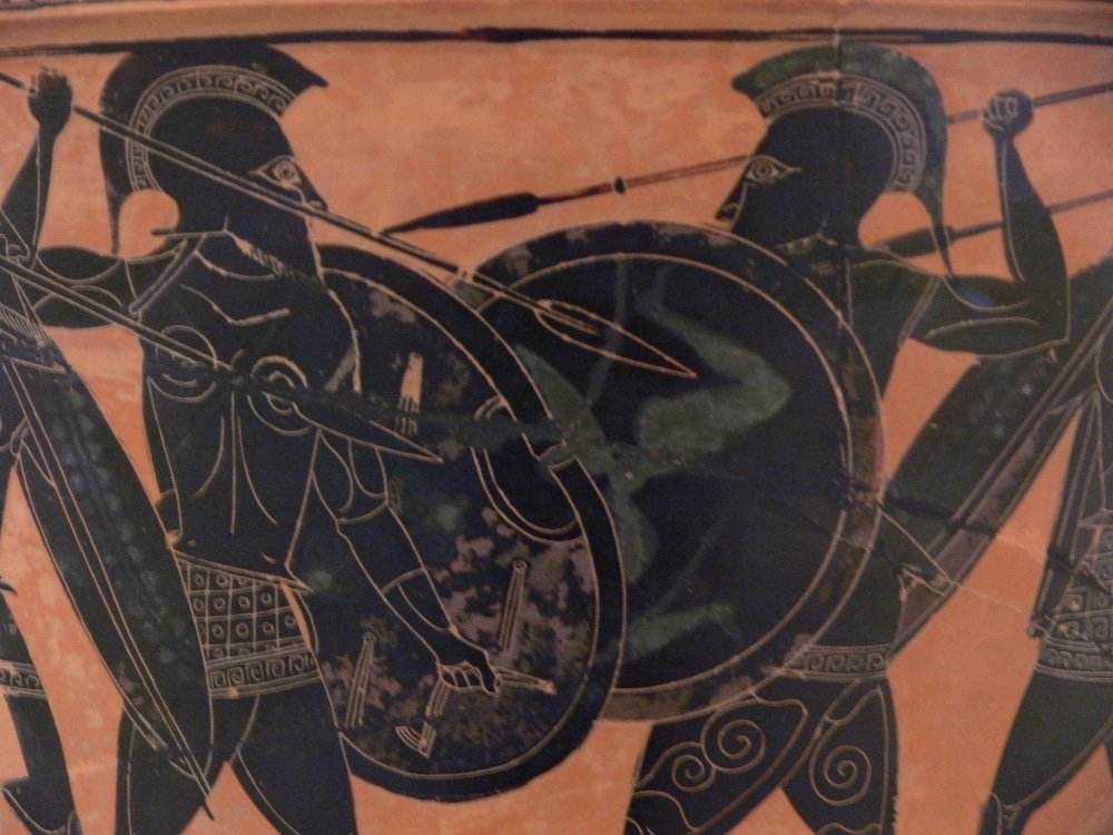 Special forces ancient greece