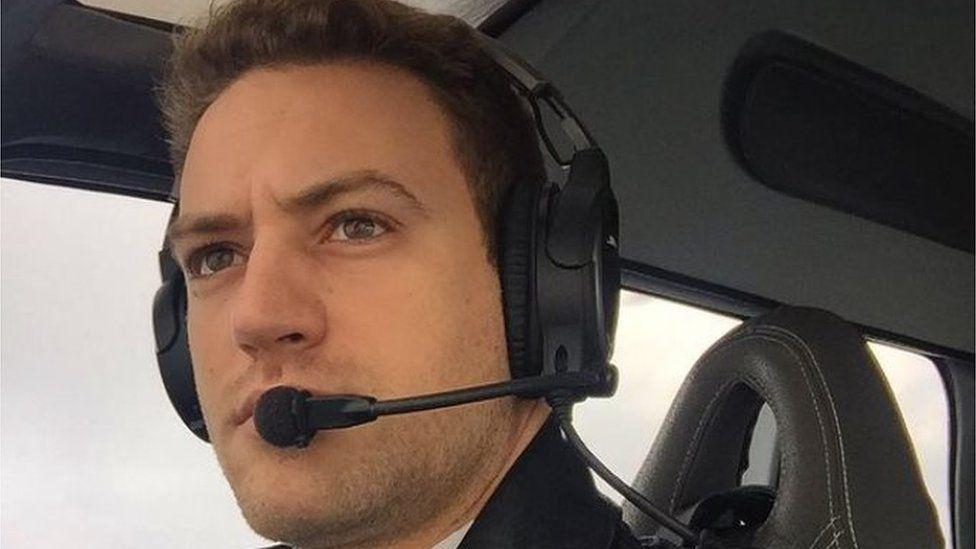Pilot murderer Anagnostopoulos