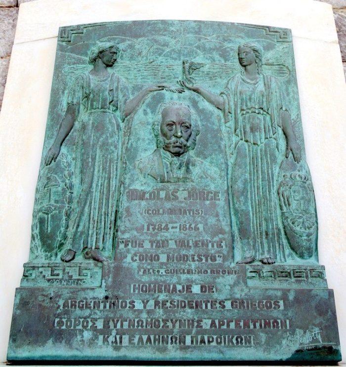 Greek heroes of Argentina