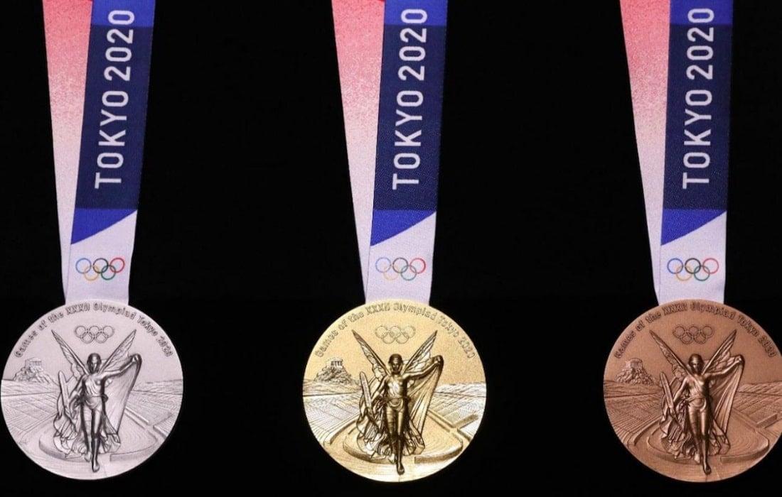 Μετάλλια στο Τόκιο