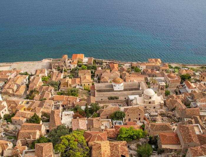 Monemvasia: An emerging destination in Greece