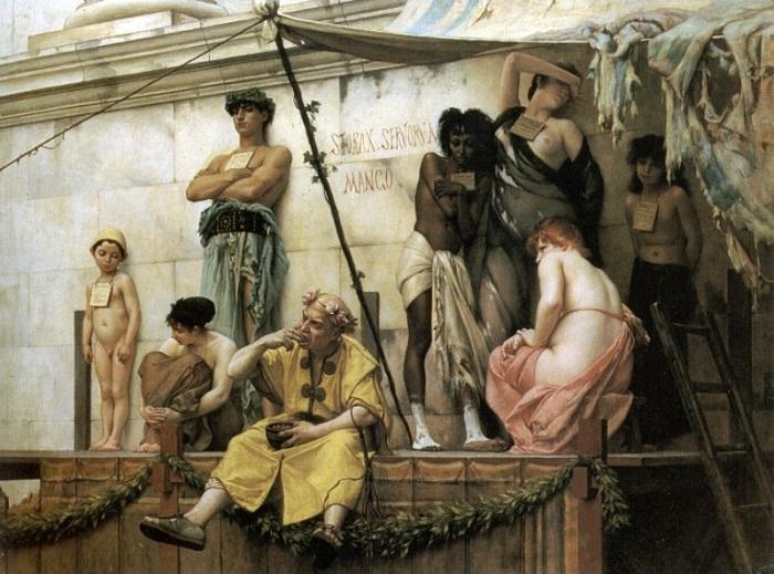 Neaera, the Athenian Child Slave Raised to be a Courtesan