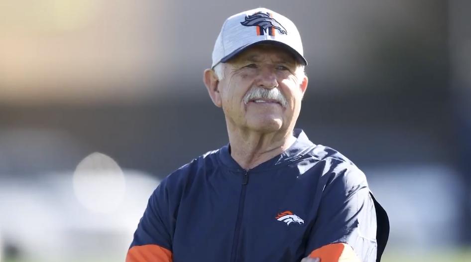 """Steve """"Greek"""" Antonopulos Broncos"""