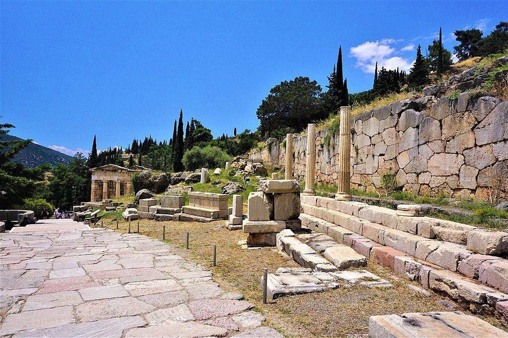 Stoa of Athenians