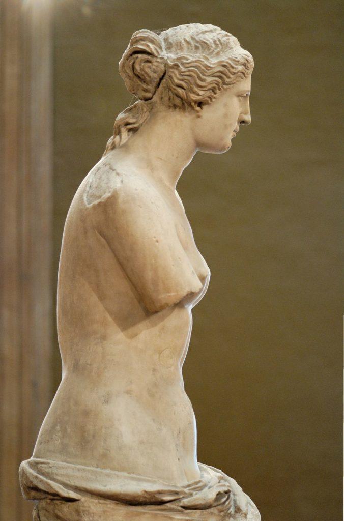 Ancient Greece beauty standards