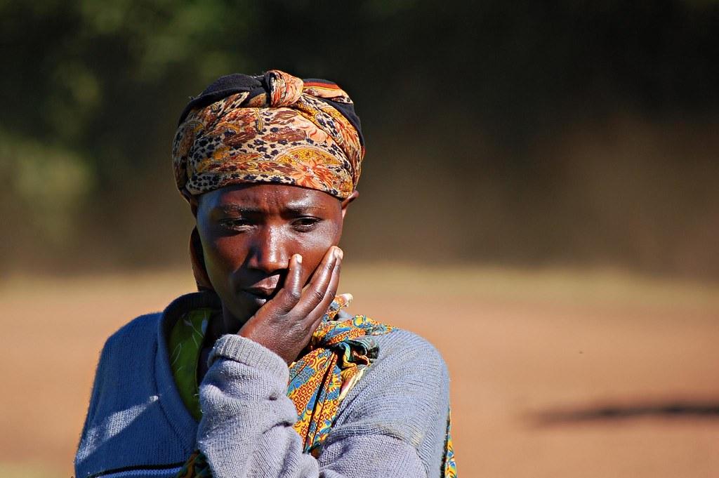 skin lightening aka skin bleaching is often used in Africa