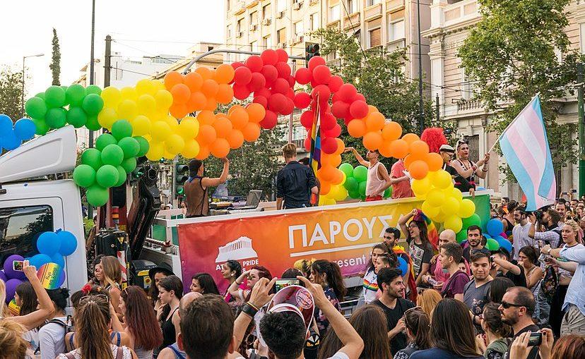 Greece LGBT Hungary