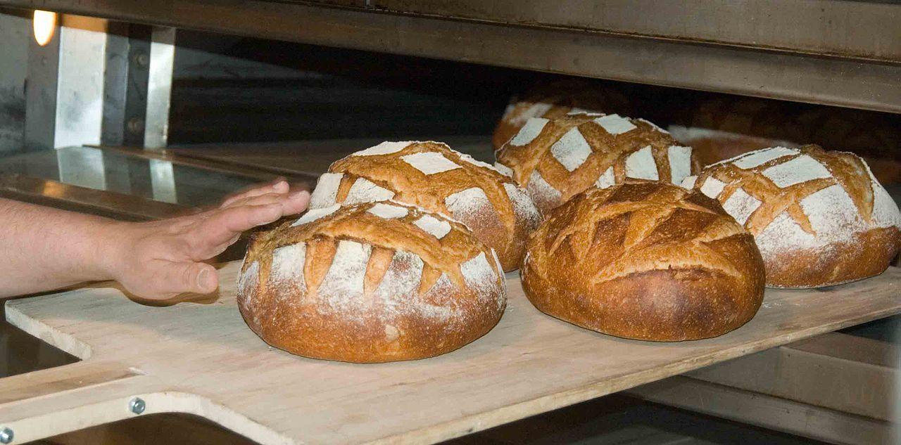 Greek baker