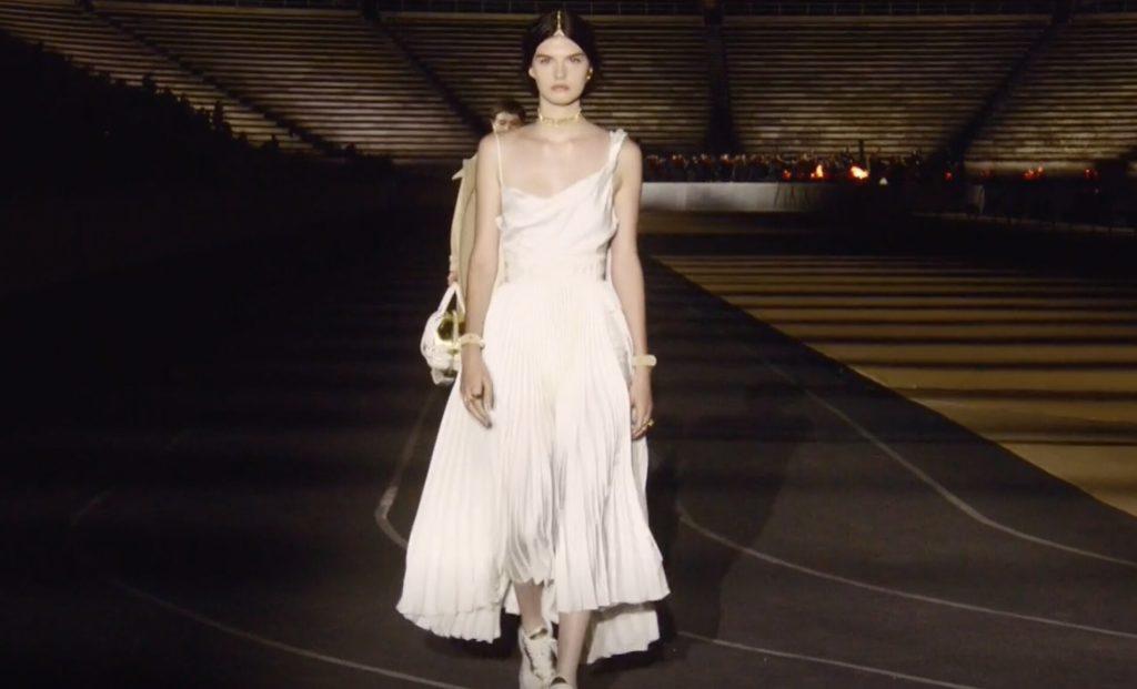 Dior show Athens Cruise 2022