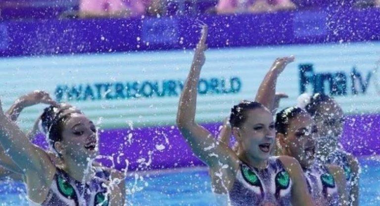 Coronavirus-Hit Greece Withdraws from Artistic Swimming in Tokyo