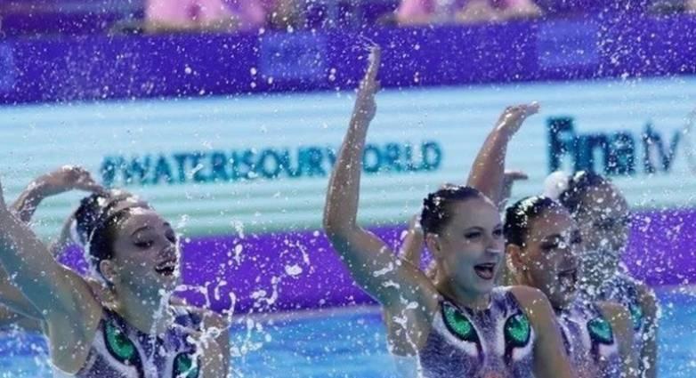 greek athlete artistic swimming greece tokyo olympics