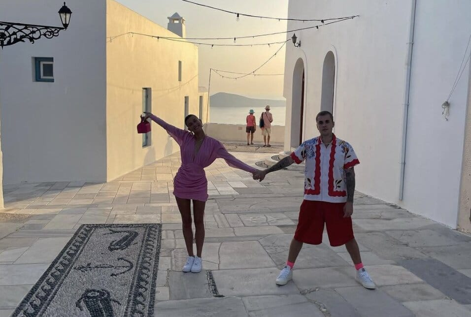 Justin Bieber Greece
