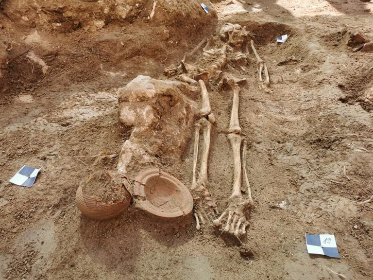 Ancient Greek Necropolis in Croatia Dates Back to Fourth Century AD