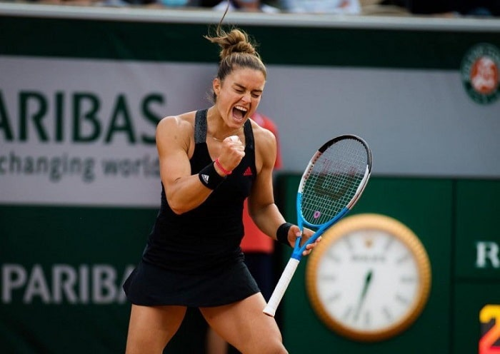 Greek Tennis Champion Maria Sakkari Qualifies for WTA Finals