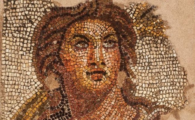 mosaic of summer Thessaloniki