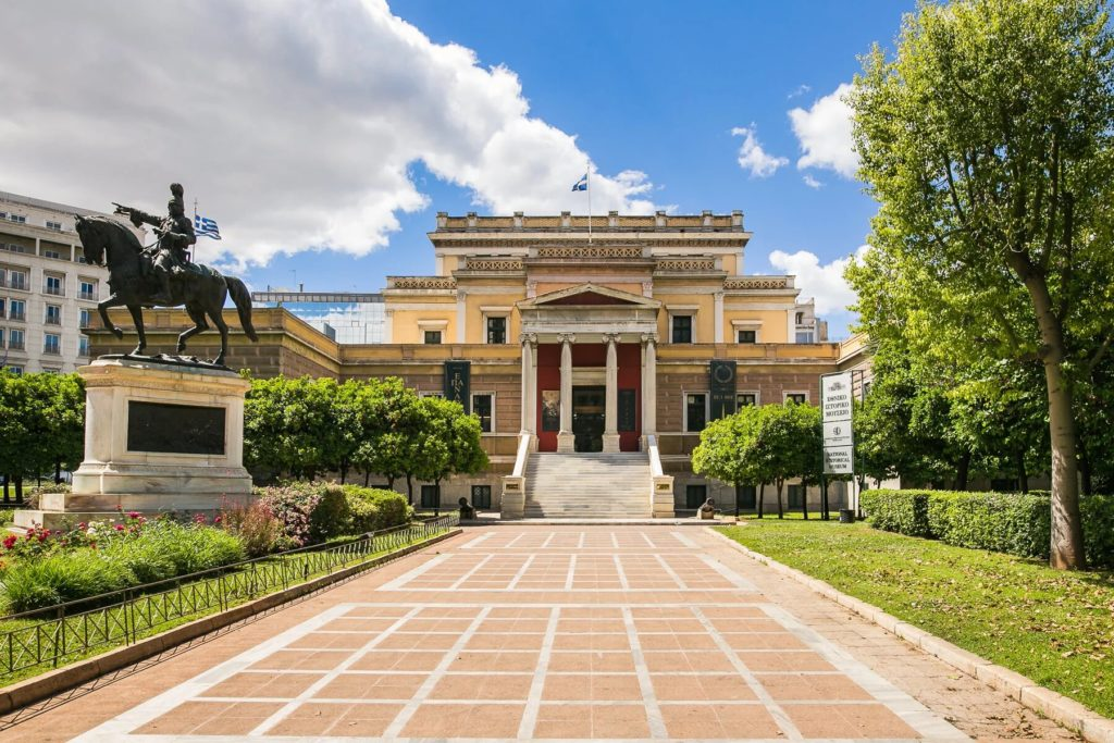 National historical museum greek revolution