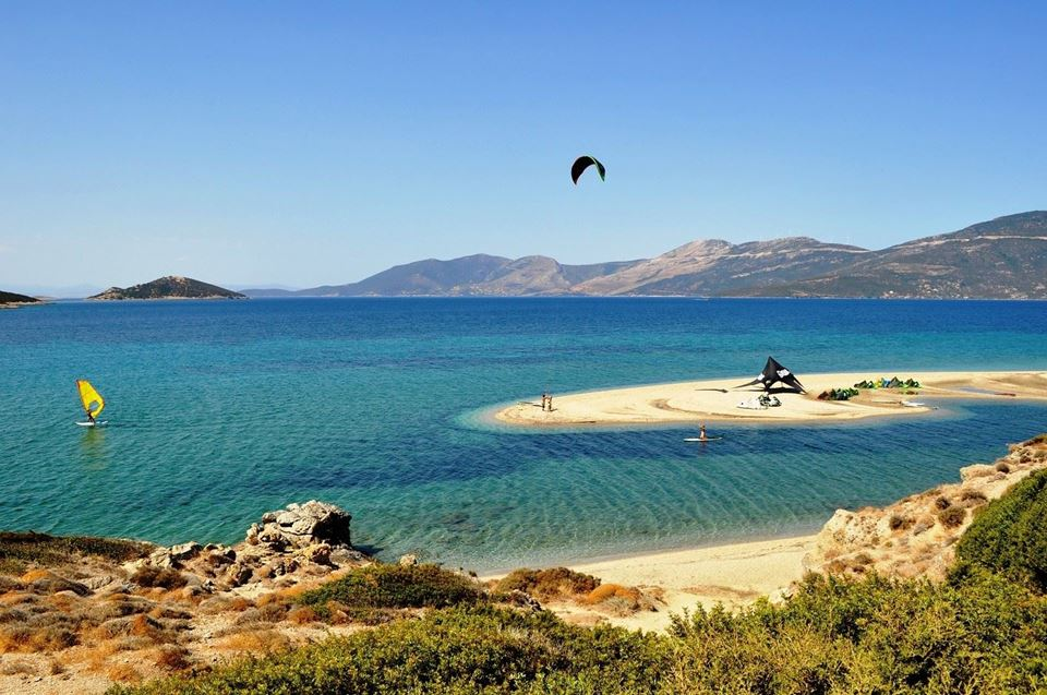 private island for rent in Greece