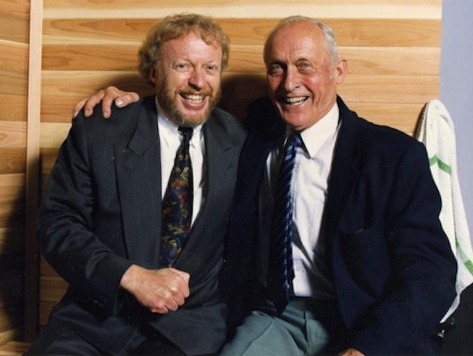 Phil Knight και Bill Bowerman