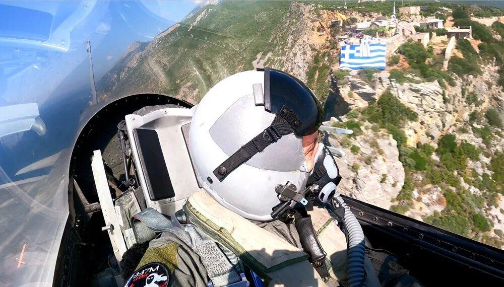 Hellenic Defense plane