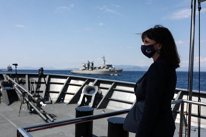 Greece navy