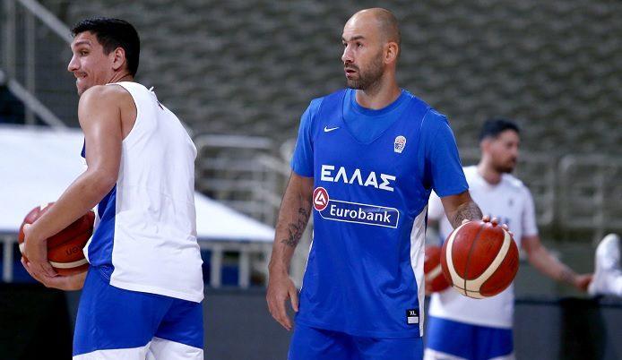Spanoulis returns for Greece