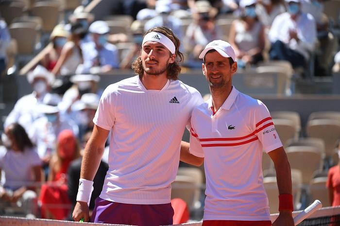 Tsitsipas Loses Roland Garros Final to Tennis Master Djokovic