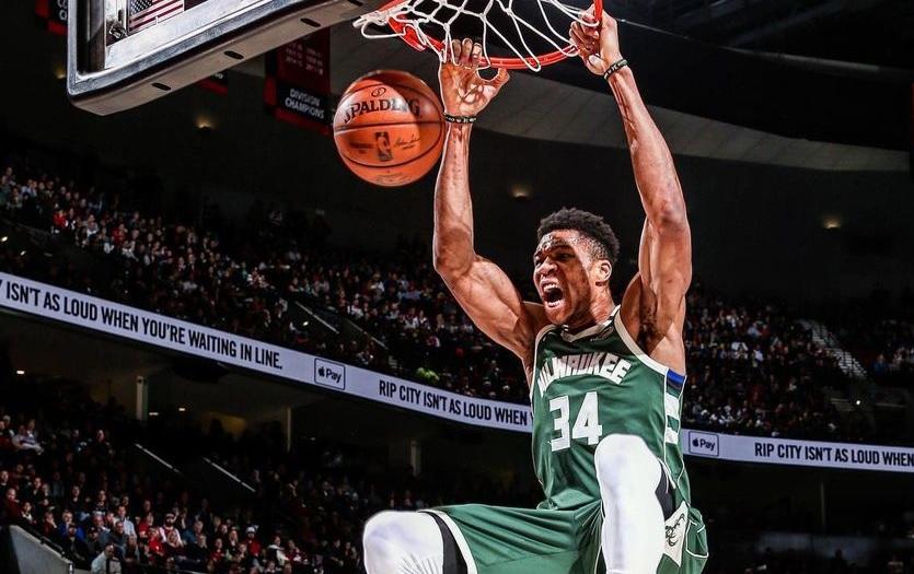 NBA Draft Giannis Antetokounmpo