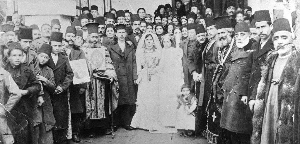 Cappadocian wedding