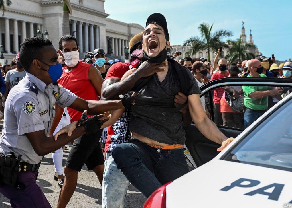 Cuba menendez malliotakis
