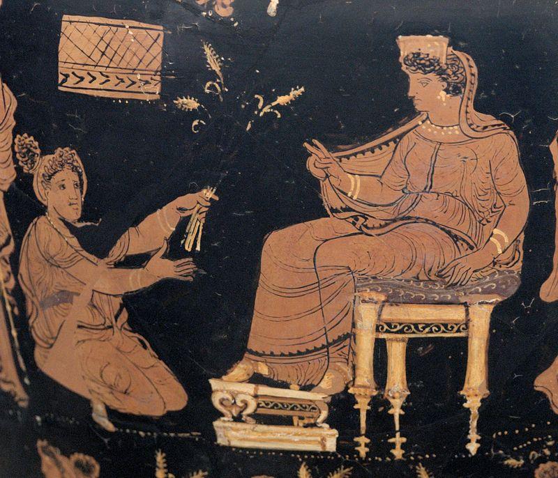 Priestesses Ancient Greece